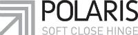 Polaris Hinge Logo Glass Pool Fencing 200