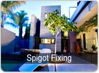 Spigot Fixing