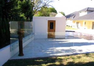 Glass Pool Fence in Frameless, Sydney