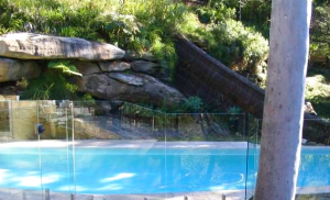 Frameless Glass Pool Fences